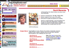 TeachingBooks screenshot