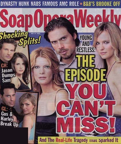Soap Opera Weekly Cover